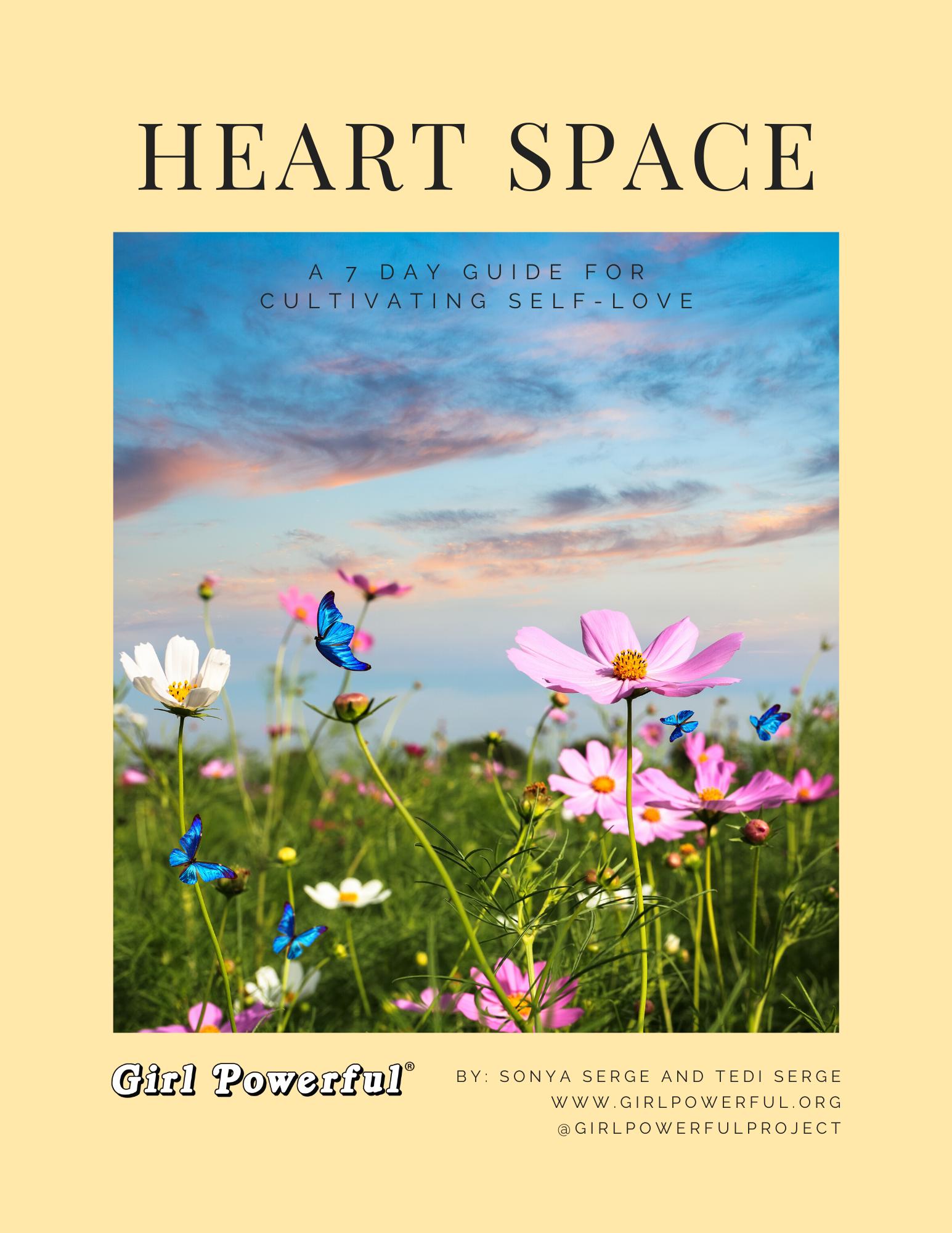 Heart Space E-Book Cover